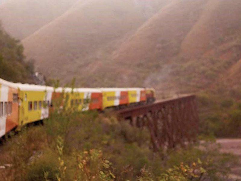 GO4SEA Argentina Tren a las nubes Salta