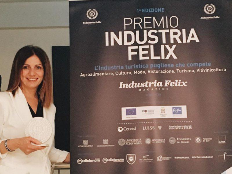 GO4SEA Premio Felix eccellenza imprenditoria puglia