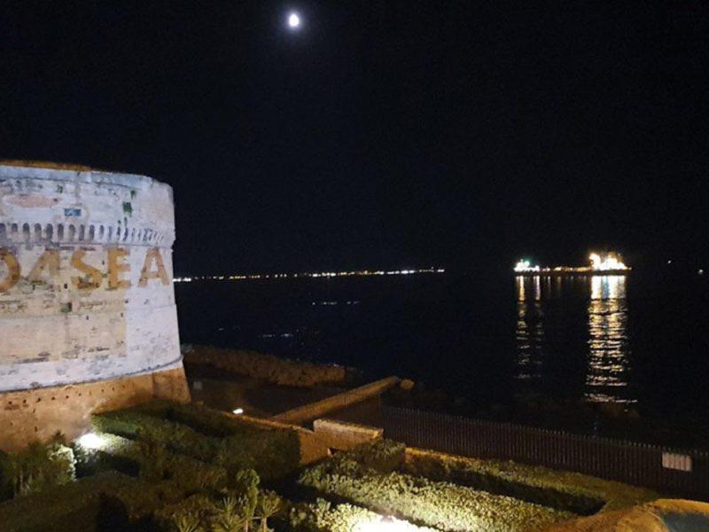 Go4Sea Taranto Opera Festival Castello