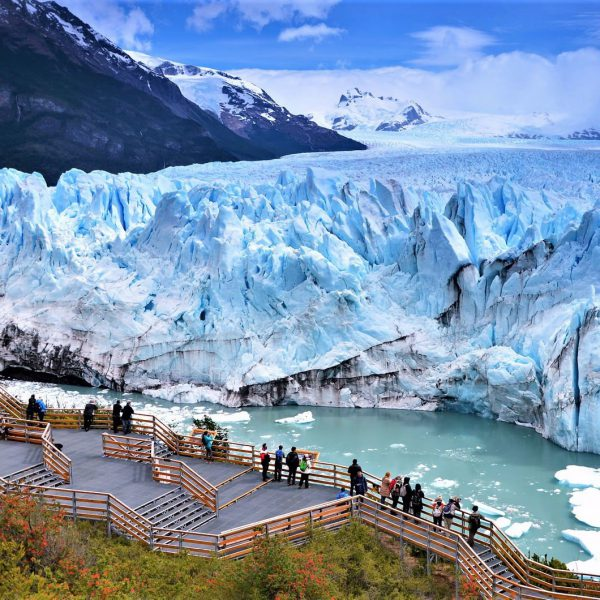 Esperienze da fare: visitare il ghiacciaio del Perito Moreno