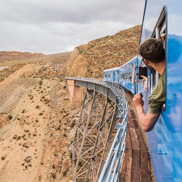 Esperienze da fare: Un viaggio in treno tra le nuvole