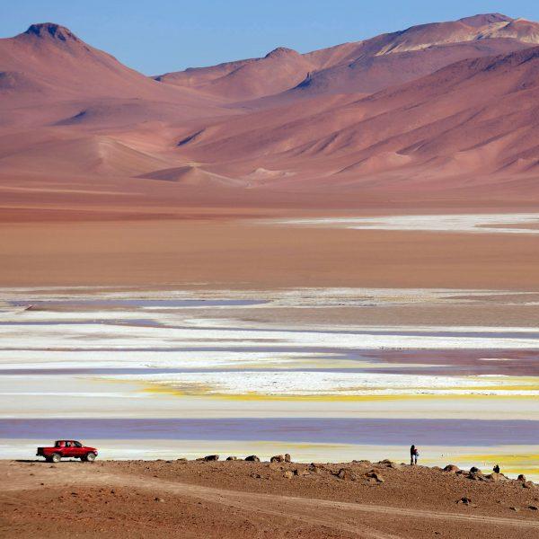 Il deserto dell'Acatama