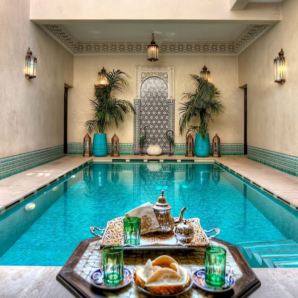 Ryad, Marrakech