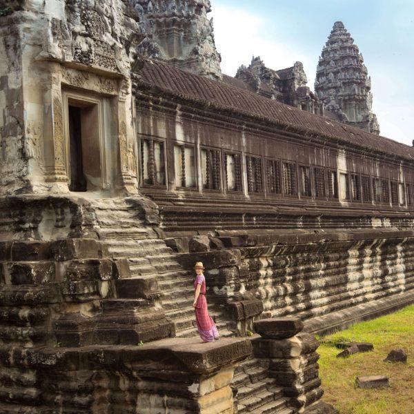 Templi di Angkor Wat, Cambogia
