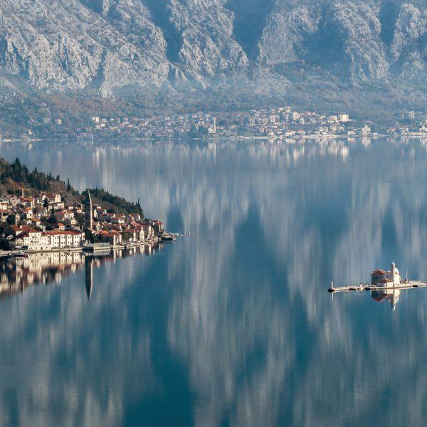 Bocche di Cattaro, Montenegro