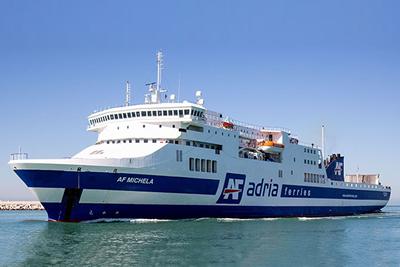 Prenota il tuo traghetto Adria Ferries con Go4sea