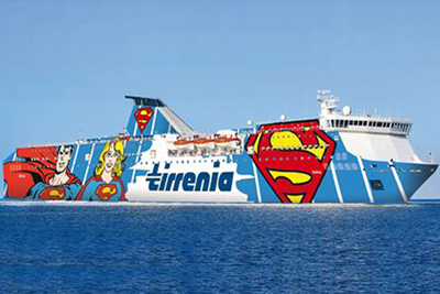 Prenota il tuo traghetto Tirrenia con Go4sea